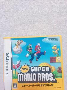 ニュー・スーパーマリオブラザーズ            DSソフトニュースーパーマリオブラザーズ ニンテンドーDS