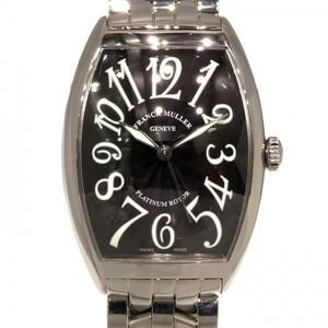 フランク・ミュラー FRANCK MULLER トノウカーベックス 6850SC O BLK ブラック文字盤 新品 腕時計 メンズ