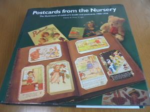 洋書Postcards from the Nursery 絵葉書 ポストカードコレクション集 児童書 1900~1950 有名アーティストによる子供の絵本 イラスト