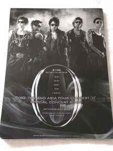 東方神起 THE 2ND ASIA TOUR CONCERT O SPECIAL CONCERT BOOK 2007 チャンミン ユノ ジェジュン ジュンス ユチョン JYJ 韓国 韓流 写真集