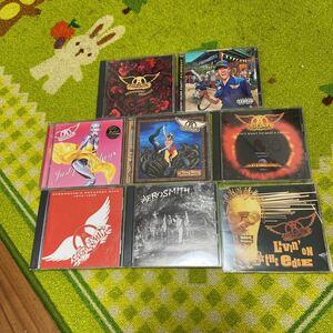エアロスミス CD セット 送料無料