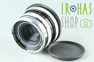 Carl Zeiss Tessar 50mm F/2.8 Lens for Icarex #29403F4