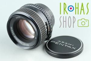 Asahi Pentax SMC Takumar 55mm F/1.8 Lens for M42 Mount #31195G22