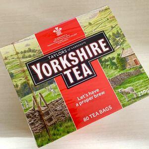 【紅茶 Yorkshire tea 大容量80袋】
