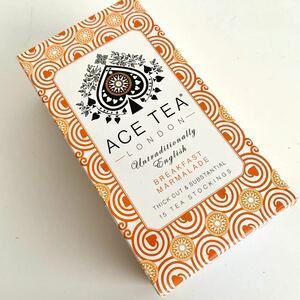 【紅茶 ACE TEA LONDON Breakfast marmalade】