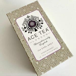 【紅茶 ACE TEA LONDON Earl Grey】