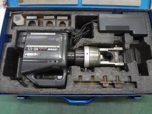 ●泉精器/IZUMI  充電油圧式圧着工具 REC-325 電動油圧式圧着工具 イズミ●0