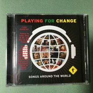 CD DVD Playing For Change 二枚組