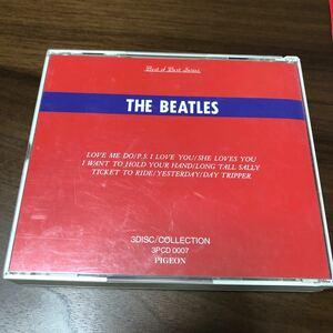 The Beatles ビートルズ ベストセレクション CD 3枚組