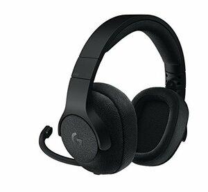 ブラック Logicool G ゲーミングヘッドセット G433BK PS5 PS4 PC Switch Xbox