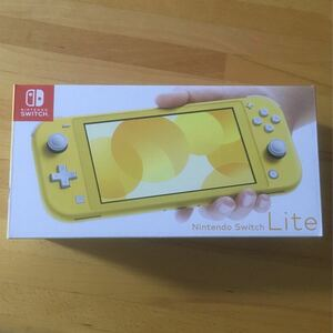 Nintendo Switch NINTENDO SWITCH LITE イエロー
