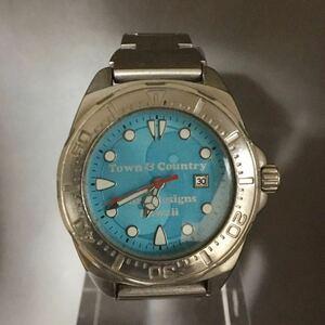 メンズ腕時計 タウン&カントリー