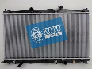 ★ ホンダ CR-Z CRZ ZF1 ZF2 LEA H22.2~H29.1 CVT ラジエーター 19010-RBJ-004