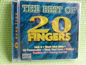 The Best Of 20 Fingers  Avex Trax
