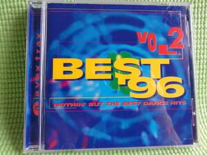 CD Best '96 Vol.2  Avex Trax Best20