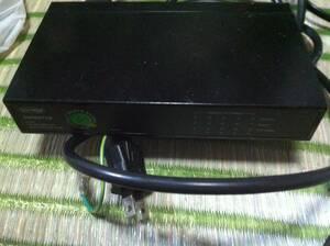 corega CG-SW05GTXB 5ポート Giga スイッチングハブ