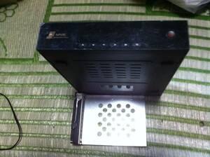 MVK MP35NAS-30 3.5インチHDD対応フルハイビジョンネットワークメディアプレーヤー ジャンク品