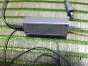 Wii U ACアダプター WUP-011 ジャンク品