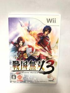 戦国無双3 Wiiソフト Wii