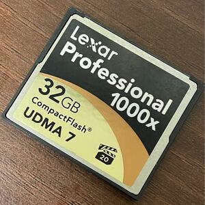 Lexar Professional コンパクトフラッシュ 32GB UDMA7対応
