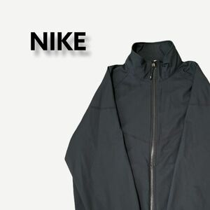 NIKE ナイキ トレーニングウェア ジャージ ジャケット 黒 M