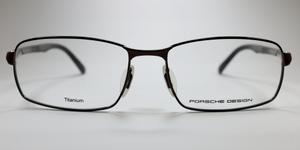 ポルシェデザイン PORSCHE DESIGN メガネ フレームP8701ばね丁番仕様 日本製 色違いAT-WN