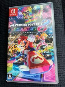 マリオカート8デラックス Nintendo Switch スイッチ ソフト