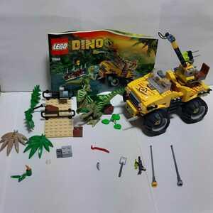 パーツ未確認 ジャンク LEGO DINO レゴ ダイノ パーツ 部品 恐竜 ジュラシックパーク ラプトル?