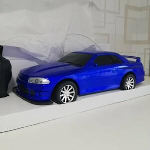 未使用 未開封 ラジコンカー GT32 type-Rブルー(スカイラインタイプ)