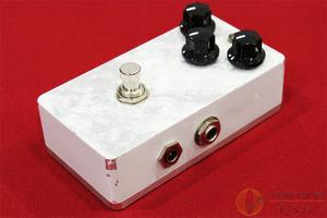 [中古] Leqtique Maestoso Cloudy White Limited チューブアンプのブーストはもちろん単体としても優秀な1台 [RH516]