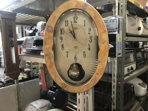 ◆SEIKOセイコー PREMIUM インテリア壁掛け時計 電波時計 LS207A
