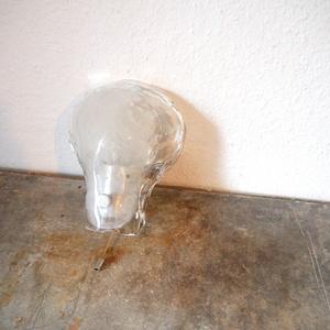 希少 ヴィンテージ JT Kalmar デザイン ハンドメイド硝子 ウォールランプ照明アトリエ ライト ミッドセンチュリー店舗什器 オブジェ アート