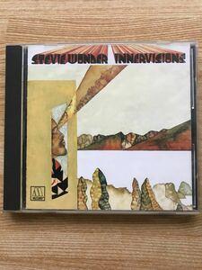 スティービー・ワンダー Stevie Wonder/ インナーヴィジョンズINNERVISIONS 国内盤 POCT1810