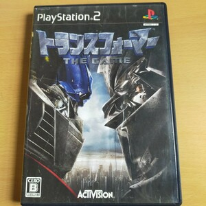 【PS2】 トランスフォーマー THE GAME