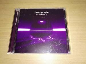 CD「deep purple 30:very best of」
