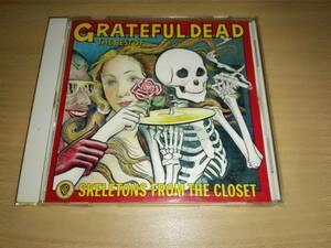 CD「グレイトフル・デッド/スケルトンズ」ベスト・オブ・グレイトフル・デッド