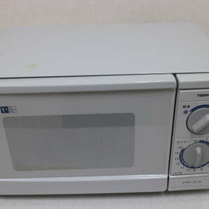 送料無料【60Hz西日本専用】東芝電子レンジ T-E17B(H) TT387