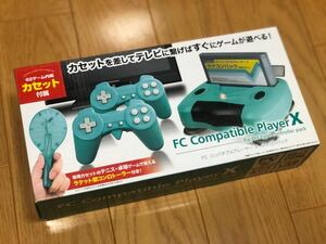ファミコン互換機 カセット62ゲーム内蔵 ラケットコントローラ付属
