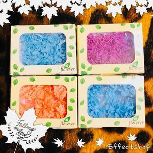 SALE!( カーネーション大・小/4箱set!) プリザーブド花材 ハーバリウム プリザーブド花材 薔薇