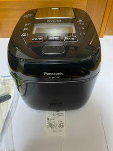 新品展示品未使用 Panasonic SR-SPA109-K ブラック Wおどり炊き 保証書付属致します。