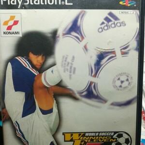【PS2】 ワールドサッカー ウイニングイレブン5 ファイナルエヴォリューション