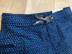 新品 パタゴニア Boy's Wavefarer Board Shorts 14 青系柄 サーフパンツ PATAGONIA ボーイスボーディショーツ
