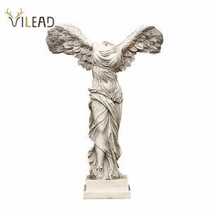 海外輸入*:..。o○ヴィンテージ置物 オブジェ インテリア アンティーク ルーブル美術館 サモトラケのニケ おしゃれ Sサイズ 1159
