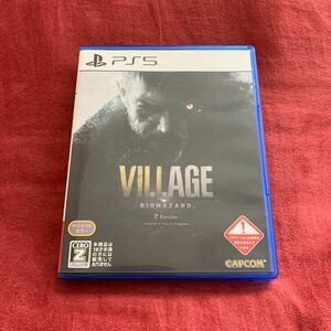 【PS5】 BIOHAZARD VILLAGE Z Version [通常版]