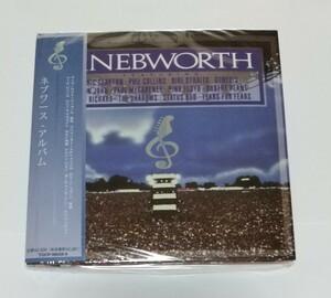 CD輸入盤リプロ盤 紙ジャケ Live at Knebworth 1990 2CD ライブ アット ネブワース