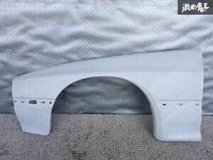 マツダ純正 FC3S RX-7 RX7 フロント フェンダー 左側 助手席側 サフ仕上げ 要補修 棚1D14