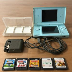ニンテンドーDS Lite DSソフト 桃鉄 マリオ 料理