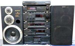 訳アリ 売り切り SONY ソニー システムコンポ Liberty リバティ LBT-V725 音響機器 オーディオ オーバーホール前提