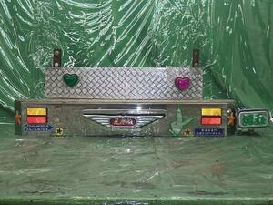 light truck for deco truck rear bumper [ used ]