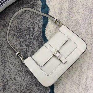 美品 ワニ革保証 クロコダイルレザー 本革 マット レディース トート ハンドバッグ 肩掛け ショルダーバッグ 鞄 プレゼント